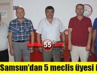 MHP Samsun'dan 5 meclis üyesi istifa etti