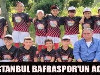 İSTANBUL BAFRASPOR'UN ACI GÜNÜ