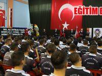19 Mayıs  Polis Meslek Yüksekokulu'nda eğitim başladı
