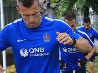 Trabzonspor Beşiktaş'a hazırlanıyor