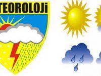 Samsun ve Bölgesi Meteorolojik Tahminler