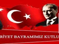 OYADER 29 Ekim Cumhuriyet Bayram Mesajı