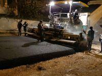 Ladik'te Yol Çalışmaları Devam Ediyor