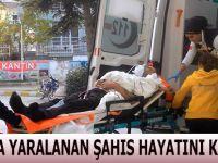 Silahlı Saldırıya Uğrayan Şahıs Hayatını Kaybetti