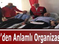 MHP'den Anlamlı Organizasyon