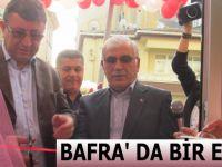 BAFRA' DA BİR EFSANE AÇILDI