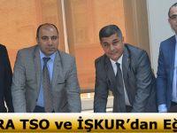 BAFRA TSO ve İŞKUR'dan Dezavantajlı Vatandaşlara KOSGEB Uygulamalı Girişimcilik Eğitimi