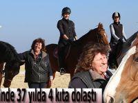 37 Yıldır At Sevdası onu...