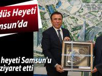 KUDÜS HEYETİ SAMSUN'DA