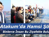 Atakum'da Hamsi Şöleni