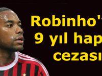 Brezilyalı ünlü futbolcuya 9 yıl hapis