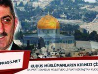 Milletvekili Köktaş'tan Trump'un Kudüs kararına tepki