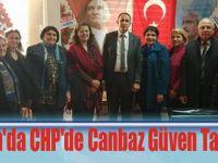 Alaçam'da CHP'de Canbaz Güven Tazeledi