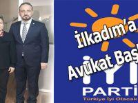 İYİ Parti  Samsun İlkadım İlçe Başkanlığına Avukat Ayşe Ayan atandı