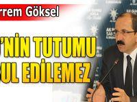 Ak Parti Samsun İl Başkanı Göksel'den Kınama