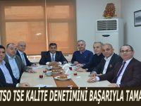BAFRA TSO TSE KALİTE DENETİMİNİ BAŞARIYLA TAMAMLADI