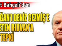 Bahçeli'den Erdoğan'ı Deniz Gezmişse benzeten Dilmen'e Sert Tepki