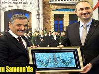 Adalet Bakanı Samsun'da