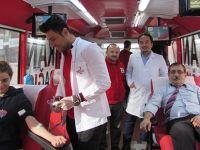 Kavak'ta Kan Bağışı