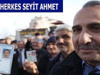 """Bu İlçede Erkekler """"Seyit Ahmet""""Kızlar """"Kebire"""""""