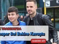 Trabzonspor Sol Bekine Kavuştu