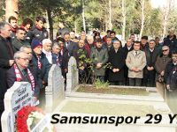 Samsunspor 29 Yıllık Acı