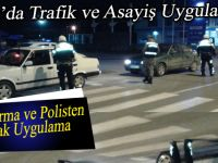 Jandarma ve Polisten Ortak Uygulama
