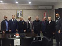 MHP CANİK'TEN EMNİYET'E ZİYARET