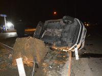 Sinop'ta Kaza 10 Yaralı