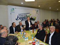 AK Parti Milletvekili Maviş Boyabat İlçesinde Esnafla