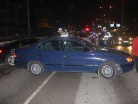 İlkadım'da Zincirleme Trafik Kazası