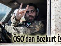 ÖSO'dan Bozkurt İşareti
