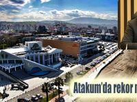 Atakum'da rekor nüfus artışı
