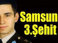 Samsun'a 3 Ateş