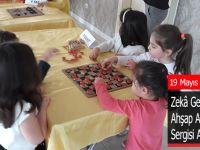 19 Mayıs Belediyesi Zekâ Geliştirici Ahşap Akıl Oyunları Sergisi Açılıyor