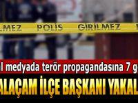 Alaçam HDP İlçe Başkanı Yakalandı