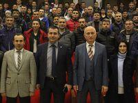 Samsun'da antrenörlere gelişim semineri