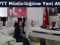 Bafra PTT Müdürlüğüne Yeni Atama