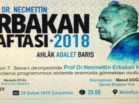 Merhum Necmettin Erbakan'ı Anma Programı