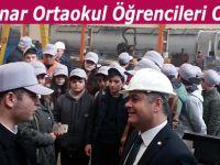 Üç Pınar Ortaokul Öğrencileri OSB'de