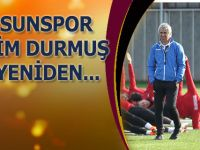 Samsunspor'da Besim Durmuş Yeniden