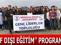 ''SINIF DIŞI EĞİTİM'' PROGRAMI