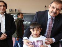 Bafra'da Dünya Down Sendromu Farkındalık Günü