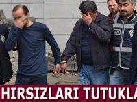 19 Mayıs İlçesinde Kasadan Hırsızlık Yapan 2 Kişi Tutuklandı