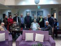 MHP Yönetiminden Huzur-evine Ziyaret