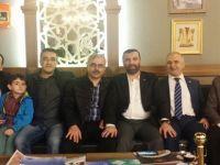 Sarıcaoğlu ve Atlı Ankara'da