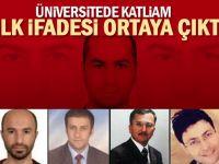 Üniversitede katliam
