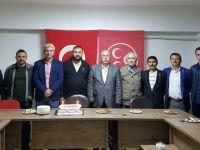 MHP İlkadım İlçe Teşkilatı, Aylık Olağan Mahalle Başkanları Toplantısını Gerçekleştirdi