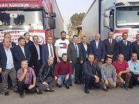 Bursa'da Yaşayan Samsunlulardan Doğu Guta'ya Yardım Eli