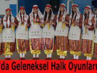 Atakum'da Geleneksel Halk Oyunları Şenliği